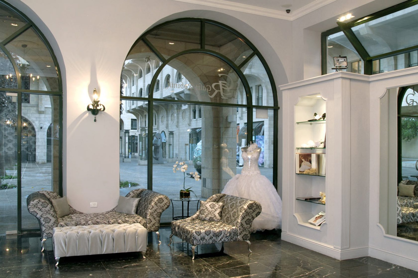 Wedding Dresses Studio<br/> in Jaffa Courts
